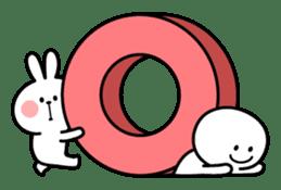 Spoiled Rabbit sticker #5581328