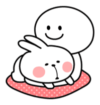 Spoiled Rabbit sticker #5581331