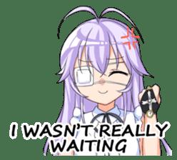 Chunibyo Girlfriend Vol.2 sticker #5583646