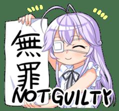 Chunibyo Girlfriend Vol.2 sticker #5583669