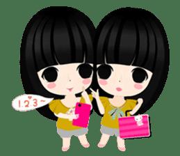Sandy&Mandy sticker #5584456