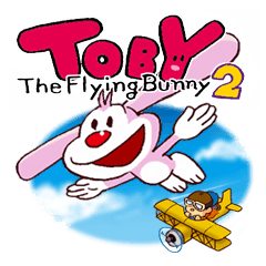TOBY the Flying Bunny 2