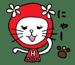 Red Fairy sticker #5590263
