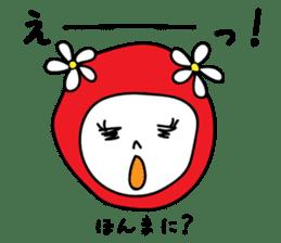 Red Fairy sticker #5590264