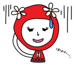 Red Fairy sticker #5590269