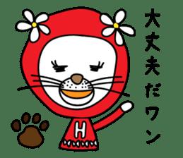 Red Fairy sticker #5590273
