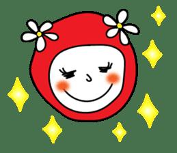 Red Fairy sticker #5590283