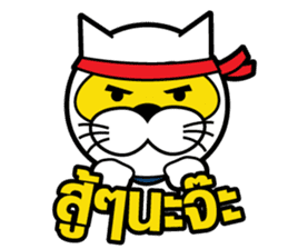 SUPERCAT THAILAND sticker #5594950