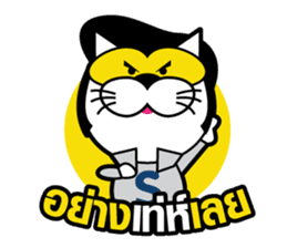 SUPERCAT THAILAND sticker #5594955