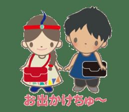BINI and KITE(Japanese) sticker #5605382