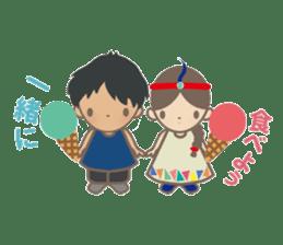BINI and KITE(Japanese) sticker #5605387