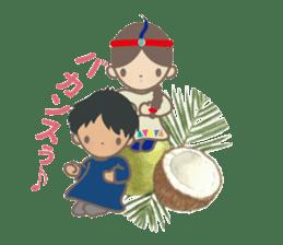 BINI and KITE(Japanese) sticker #5605394