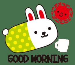 Moshi Moshi Kawaii sticker #5606572