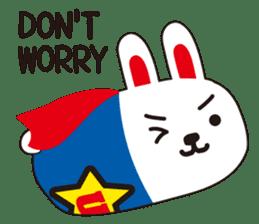 Moshi Moshi Kawaii sticker #5606587