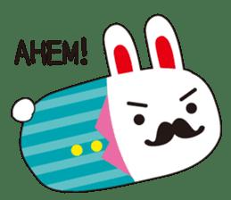 Moshi Moshi Kawaii sticker #5606592