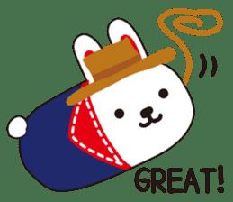 Moshi Moshi Kawaii sticker #5606596