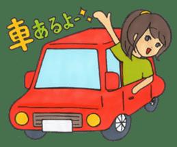 Sassy & Kawaii Japanese Wife - SAKI sticker #5616052