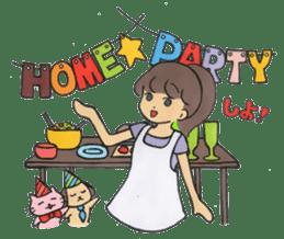 Sassy & Kawaii Japanese Wife - SAKI sticker #5616080