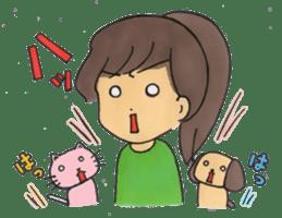 Sassy & Kawaii Japanese Wife - SAKI sticker #5616083