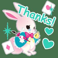 Alice -English- sticker #5622365