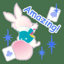 Alice -English- sticker #5622368