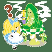 Alice -English- sticker #5622370