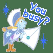 Alice -English- sticker #5622372