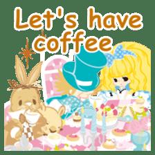 Alice -English- sticker #5622375