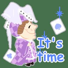 Alice -English- sticker #5622377