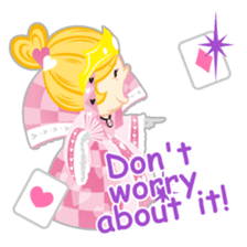 Alice -English- sticker #5622378