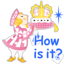 Alice -English- sticker #5622380
