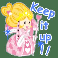 Alice -English- sticker #5622383