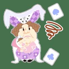 Alice -English- sticker #5622393
