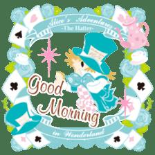 Alice -English- sticker #5622399