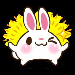 Laura the rabbit