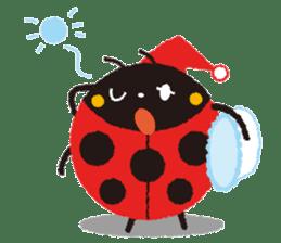 Samba of the ladybug-English.ver sticker #5632088