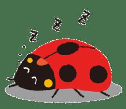 Samba of the ladybug-English.ver sticker #5632093