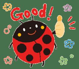 Samba of the ladybug-English.ver sticker #5632094
