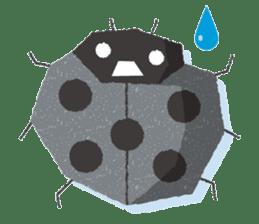 Samba of the ladybug-English.ver sticker #5632107