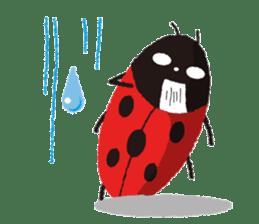 Samba of the ladybug-English.ver sticker #5632112