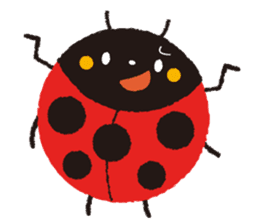 Samba of the ladybug-English.ver sticker #5632119
