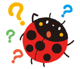 Samba of the ladybug-English.ver sticker #5632120