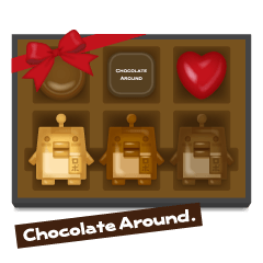 Chocolate Around.+e