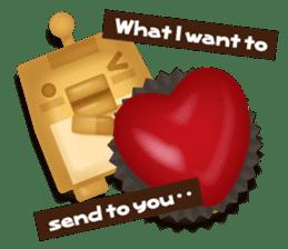 Chocolate Around.+e sticker #5634540
