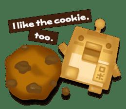 Chocolate Around.+e sticker #5634542