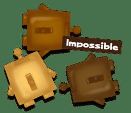 Chocolate Around.+e sticker #5634551