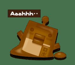 Chocolate Around.+e sticker #5634558