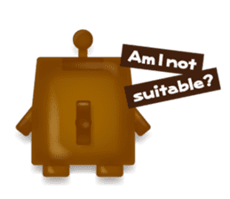 Chocolate Around.+e sticker #5634563