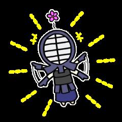 """Kendo girl """"YURUMI"""""""