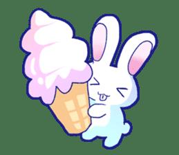 I like ice cream very much. sticker #5637005
